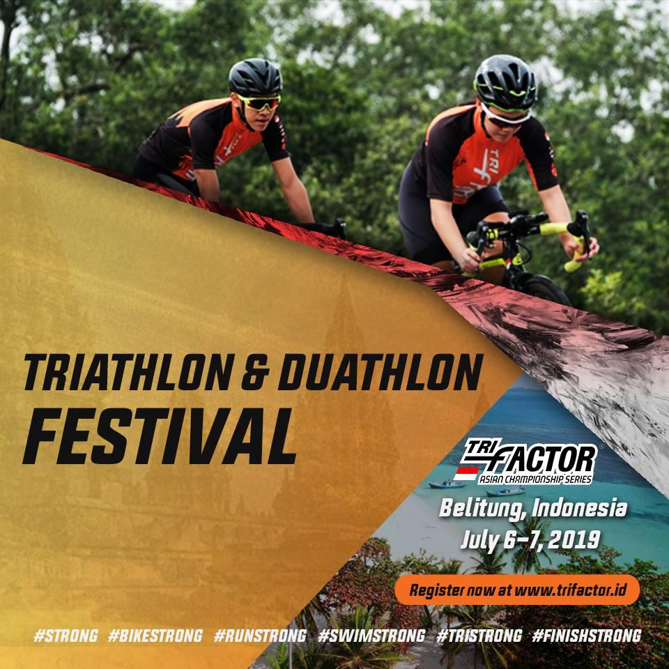 TriFactor Belitung Triathlon • 2019