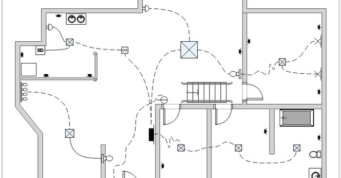 flowchart maker  beginner u0026 39 s guide to home wiring diagram