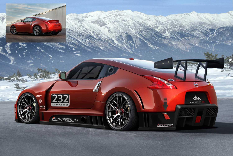 Nissan 370z Modification Car Modification