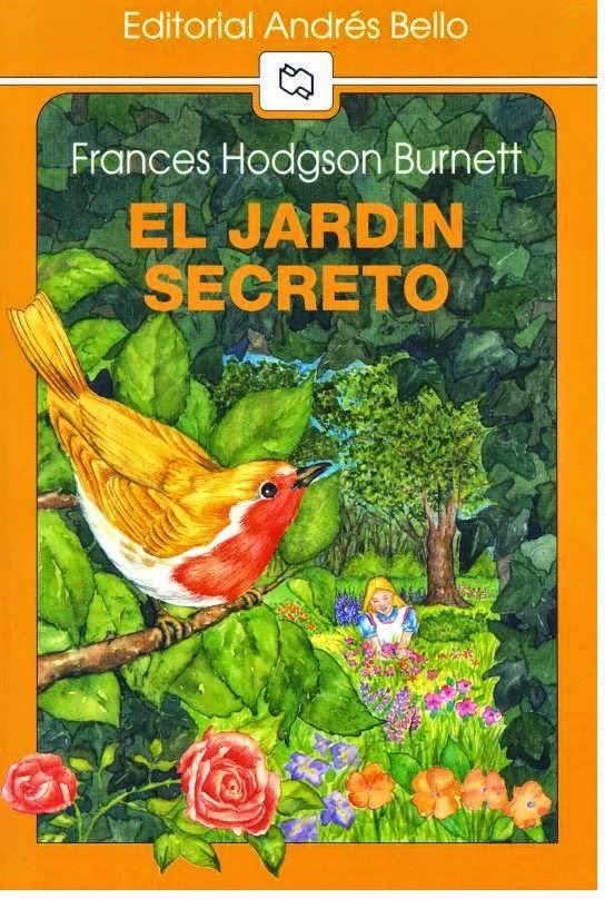 Mi Baul De Libros El Jardin Secreto