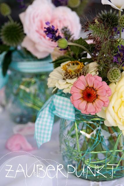Blumenstrauss, Drahtwerkstatt, DIY
