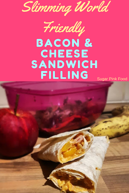Bacon & Cheese Sandwich Filling | Slimming World
