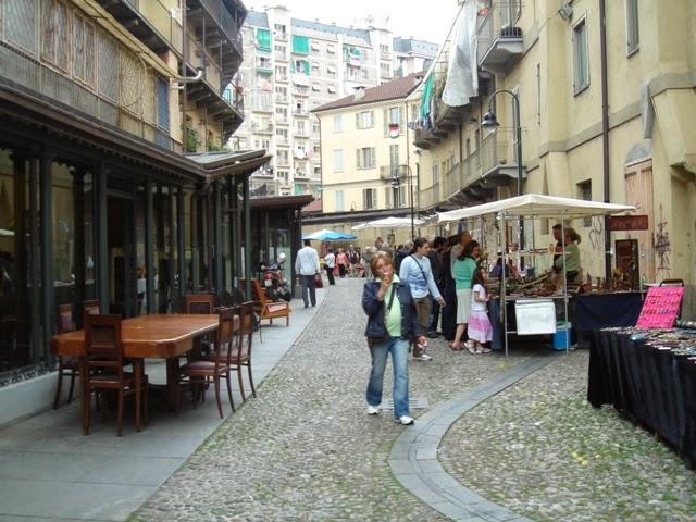 Borgo Dora, Torino