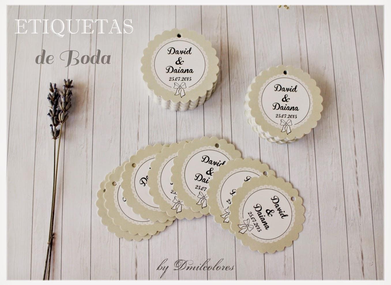 etiquetas de boda 1