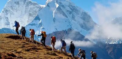 trekking - adventure sports - meraki