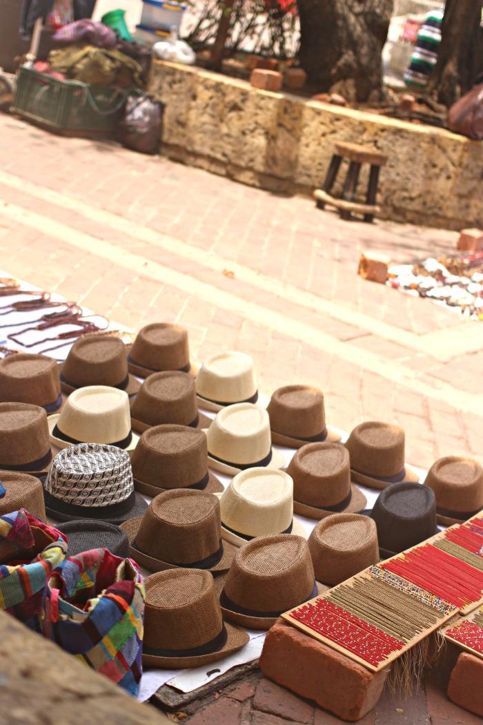 somberos hats in cartagena colombia