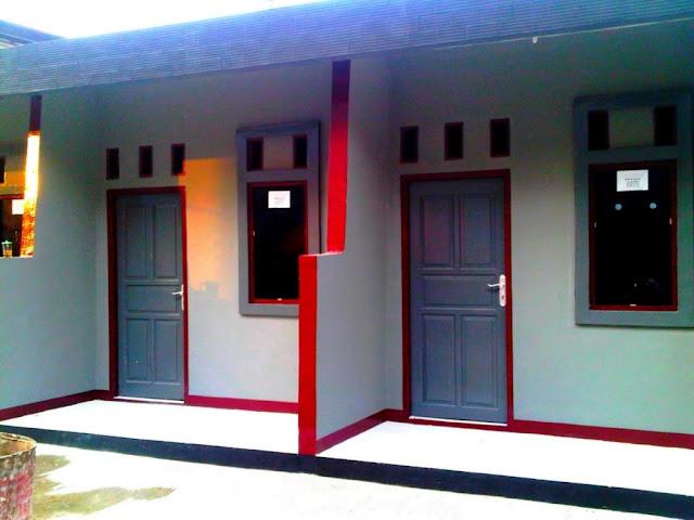 Desain Rumah Kost Dan Rumah Tinggal