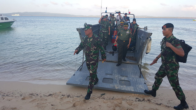 Panglima TNI : Pulau Terluar Serambi Depan Bangsa Indonesia