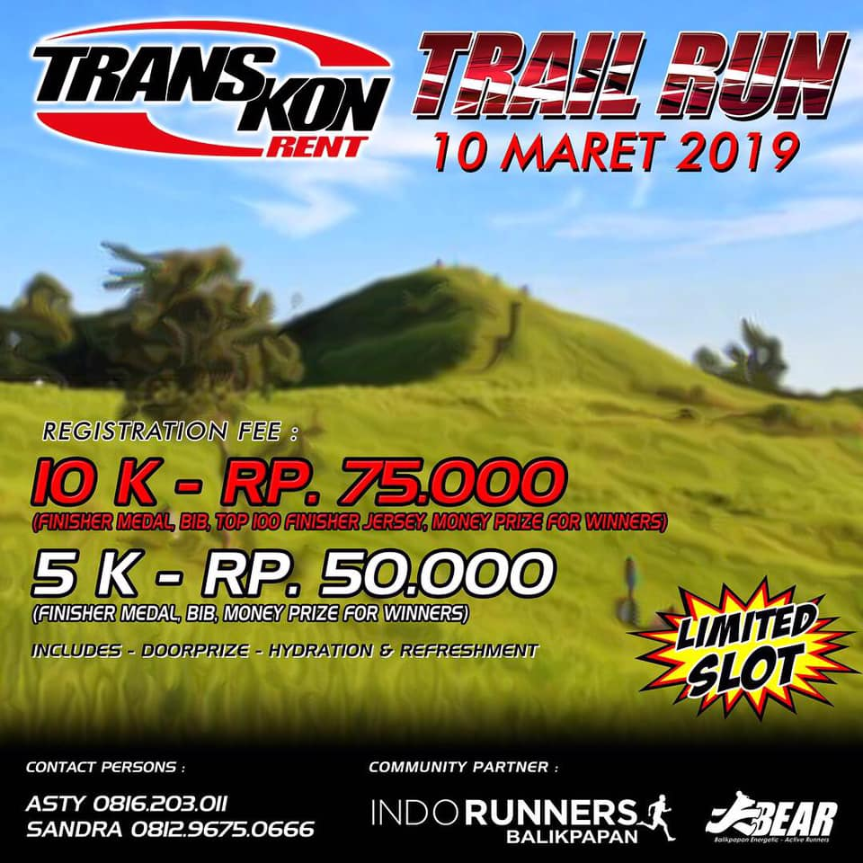 Transkon Trail Run • 2019