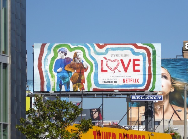 Love season 2 billboard