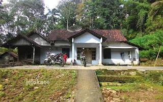 Petilasan Jendral Soedirman di Kecamatan Dongko Trenggalek