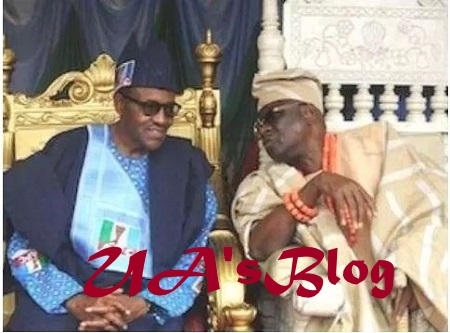 Victory Is Yours - Oba Of Lagos Assures Buhari