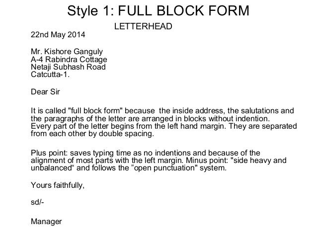 salutation punctuation examplesbillybullock - business letter salutation