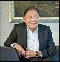 Biografi dan Profil Mochtar Riady - Pendiri Lippo Group