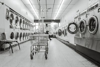 spalatorie de haine