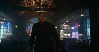 doctor strange benedict wong