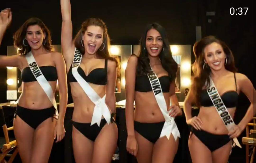 Miss Universe 2017 Preliminary Swimsuit and Evening Gown Competition