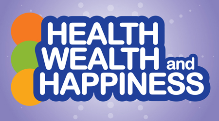 Image result for health, wealth and happiness