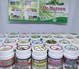 obat de nature asli