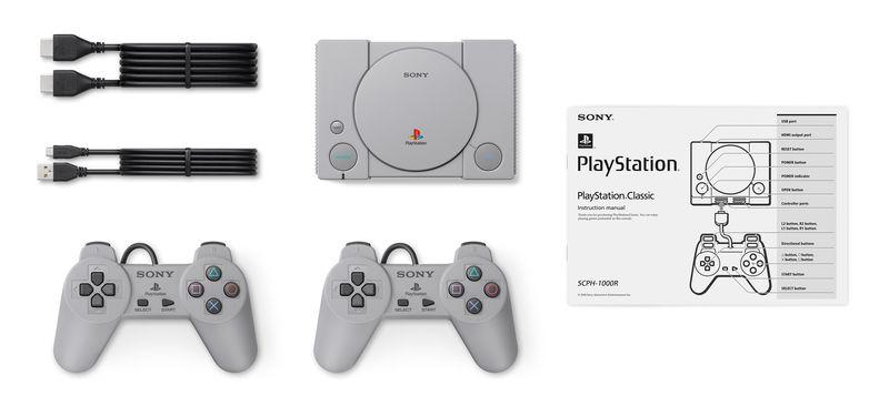 Controles USB Playstation Classic