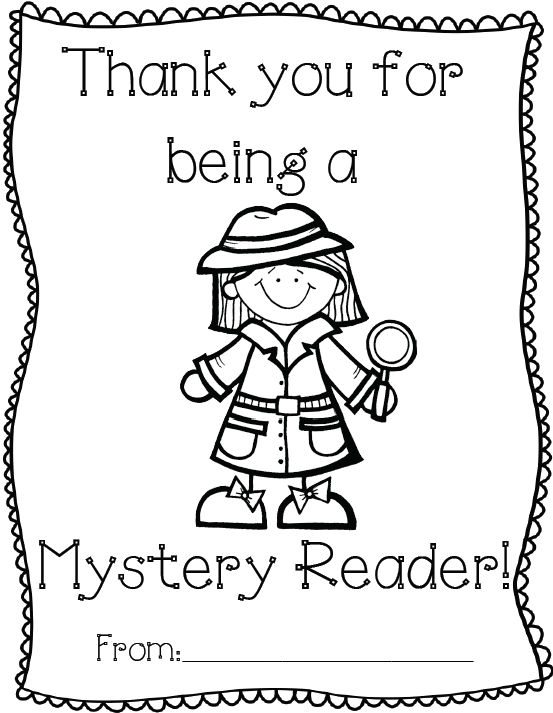 Mrs. Solis's Teaching Treasures: Mystery Readers and a