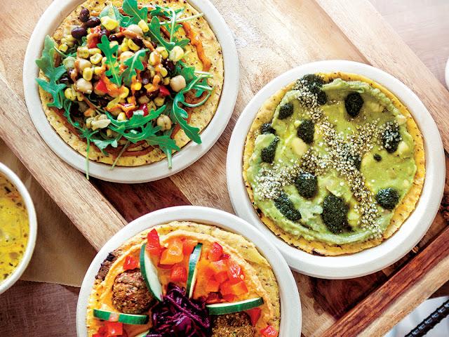 Restaurante Manna life food em Miami