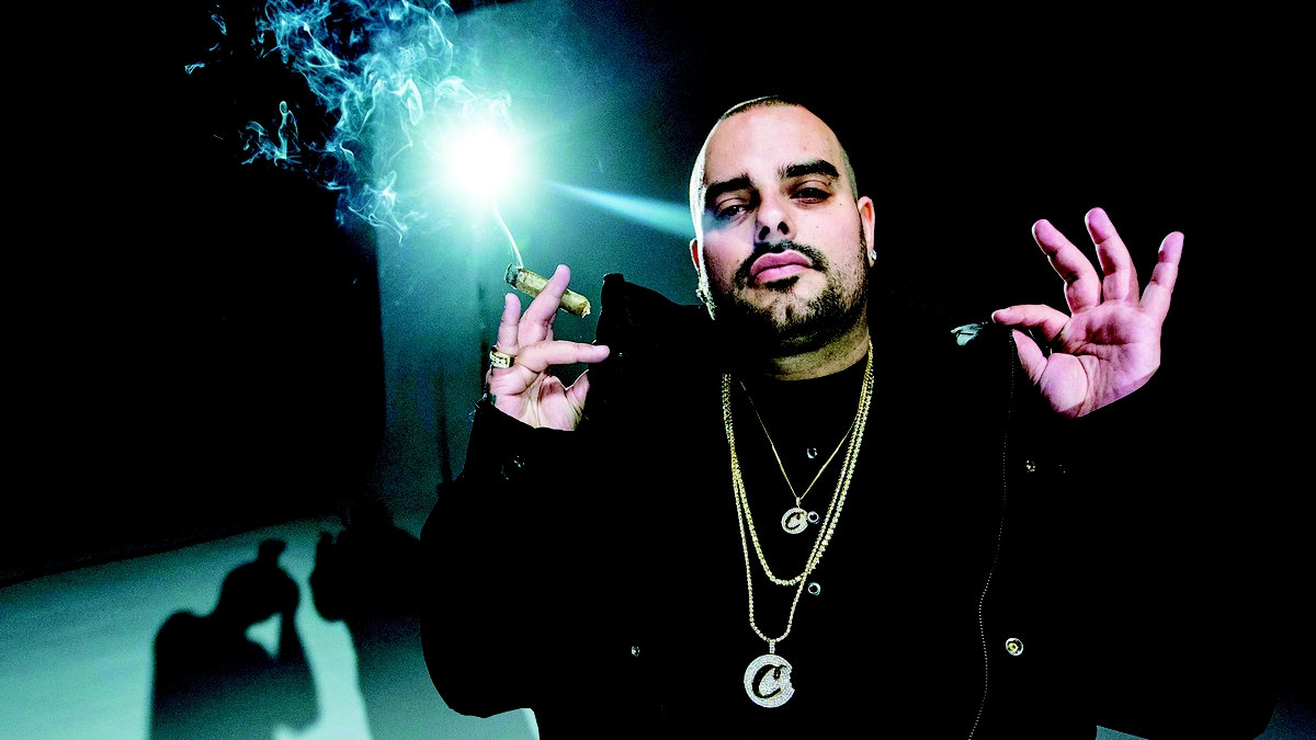 Meet the Budtender-Turned-Rapper