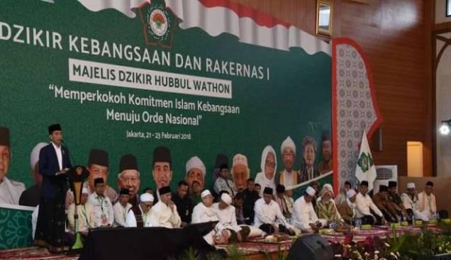Tegas!! Jokowi Perintahkan Polri Tuntaskan Kasus Penyerangan Ulama