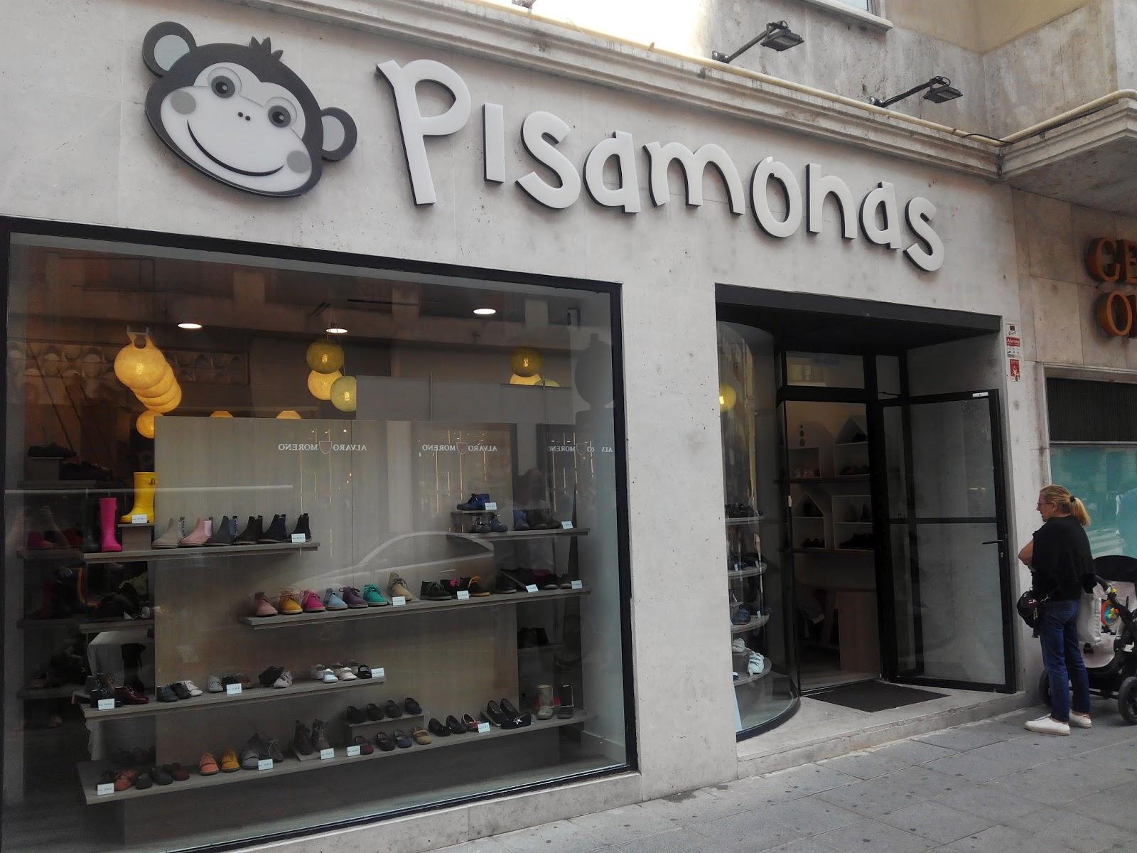 43fa5a2d2 Hasta hace poco ya podíamos disfrutar de las tiendas que Pisamonas tiene en  Madrid