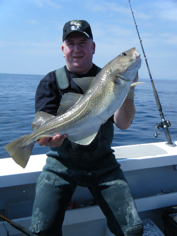Cork Harbour Angling Hub: Boat Angling Ireland Meet