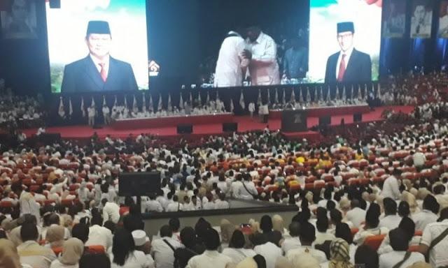 Duh Malu! Pendukung Jokowi Ini Ketahuan Salah, Lagu <i>Solidarity Forever</i> Disangka Lagu <i>Haleluya</i>