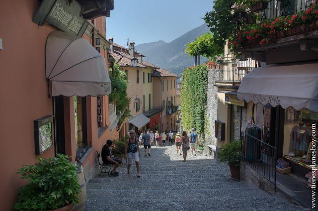 Visitar Bellagio Lago di Como Italia