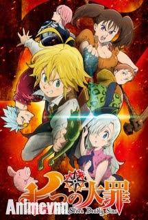 Thất Hình Đại Tội - Nanatsu no Taizai 2014 Poster