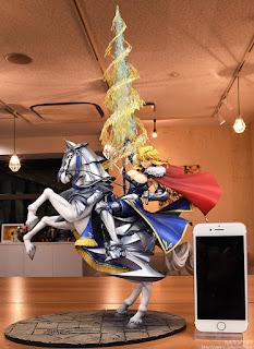 "Figuras: Galería fotográfica de Lancer/Altria Pendragon de ""Fate/Grand Order"" - Good Smile Company"