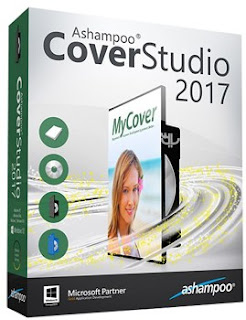 ASHAMPOO COVER STUDIO 2017 + SERIAL