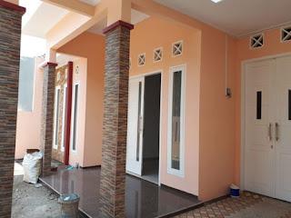 Ruang depan Rumah Jl. Puntodewo 7 No. 10 Malang