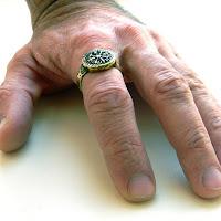 мужское кольцо с рунами купить скандинавские украшения купить