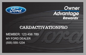 My Ford Credit >> How To Make A Ford Credit Card Payment Card Activation Pro