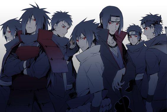 gambar sasuke uchiha clan uchiha