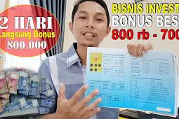 Bisnis Investasi Terpercaya dan Banyak Bonusnya