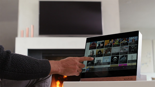 Nativ Unveils High-Resolution Music System And Touchscreen Control Center for $699