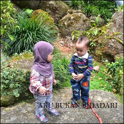 aku bukan bidadari: versi Lulu Tasneem VS qaleef Eeman