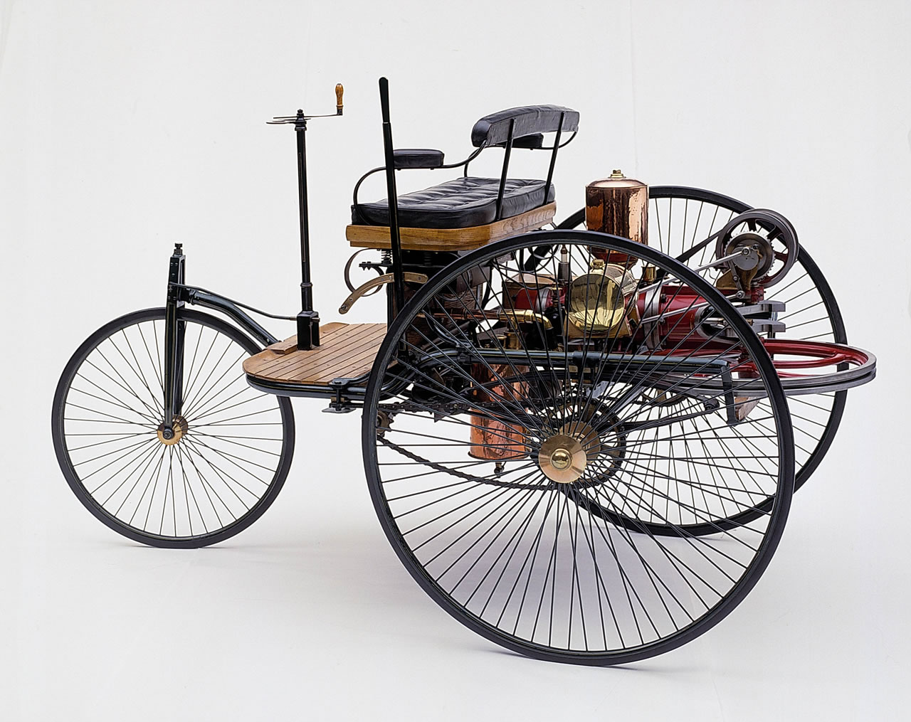 Information Hub Of Besties.: Oldest Car Of the World