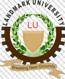 Landmark University Post UTME admission form
