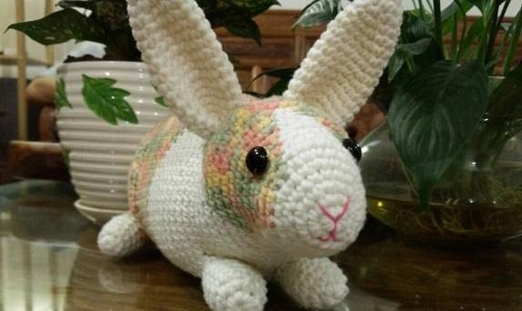 Amigurumi Bunny Ears : Amigurumi crochet bunny pattern supergurumi