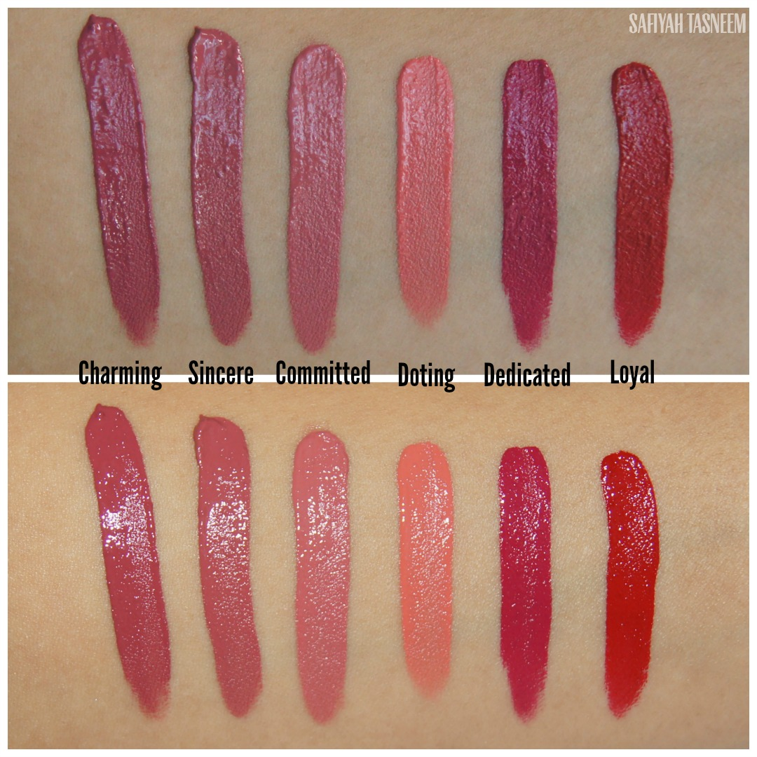 Meet Matte Hughes Long Lasting Liquid Lipstick by theBalm #9