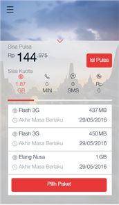 Ketahui informasi lengkap nomor Telkomsel melalui aplikasi My Telkomsel