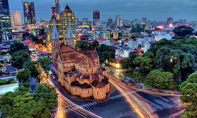 Top 8 Nice Places to Visit in Vietnam ho chi minh city