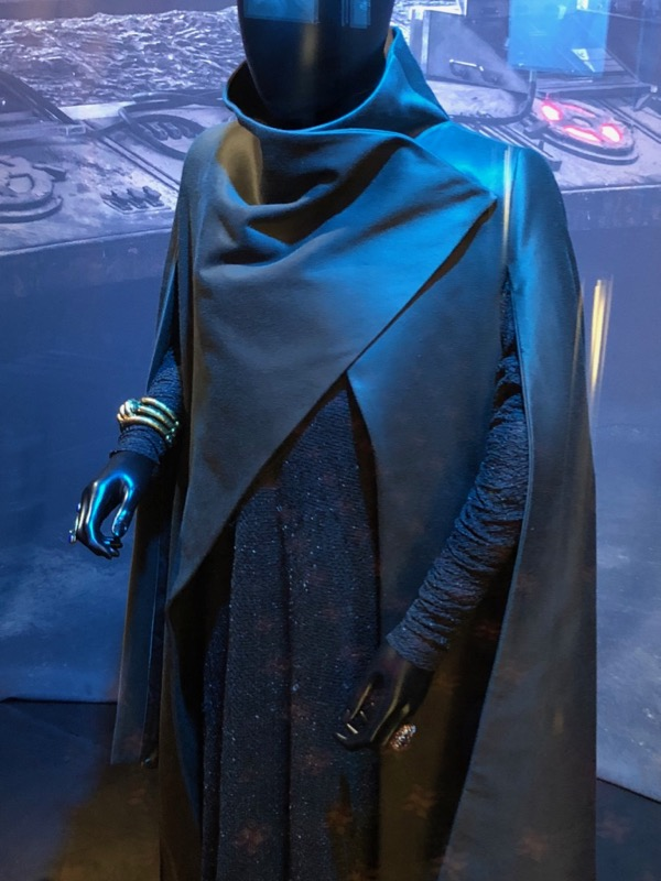 Leia costume Star Wars Last Jedi