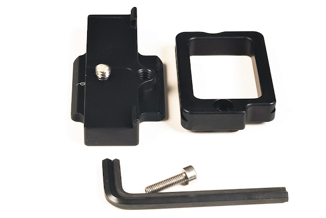 Hejnar Photo SA6300 L bracket modules and tools